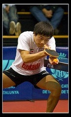 Are you ready ? (Dakinho) Tags: de table tennis tenis catalunya wu nacional primera mesa league dhm liga calella irun daks leka taula enea masculina irn lliga skad fctt cttc divisi dhonor dakinho rfetm minhao