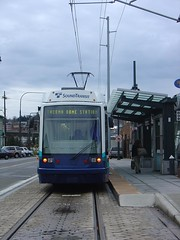 Tacoma Link at Tacoma Dome