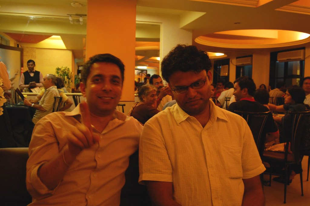 the world s most recently posted photos of rajive flickr hive mind vivek and rajive prodeezy tags trip people yahoo team goa conference vivek d40