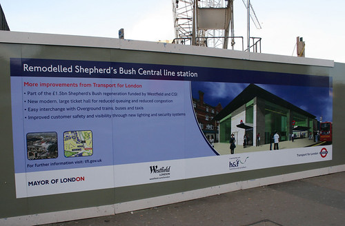Shepherd's Bush Upgrade by Drew Post