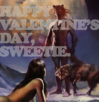 werewolves and valentine's