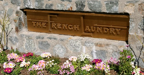 The French Laundry: Yountville