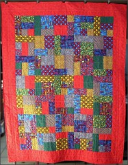 The Wright Stuff quilt