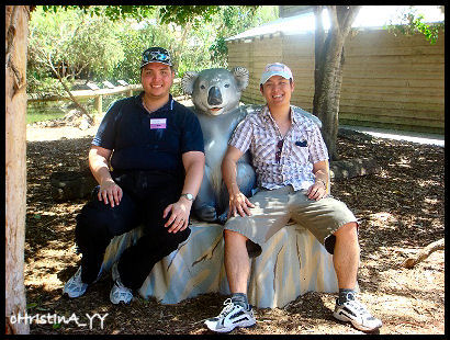 Koala Country: Sean & My boi