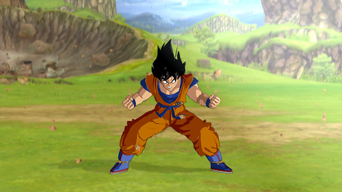 Dragon Ball Z Burst Limit Goku super sayan