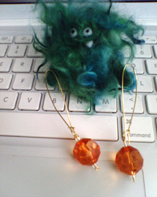 moxie earrings