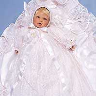 Christening Outfit (Blonde) - Berenguer Collectible Doll (JC Toys) Tags: babydoll babydolls collectibledolls collectorsdoll limitededitiondoll specialeditiondoll jctoys berenguerdolls berenguerdoll limitededitiondolls