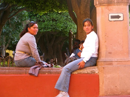 Sunny Evening in San Miguel de Allende
