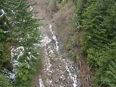 Creek under mine creek bridge. (bikejr) Tags: ironhorse johnwayne