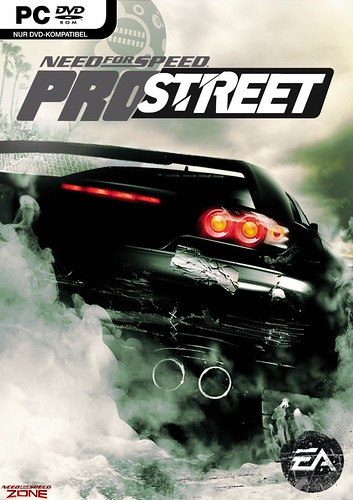 Need For Speed: Pro Street by Budeguinha Digital