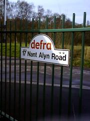 Nant Alyn Road