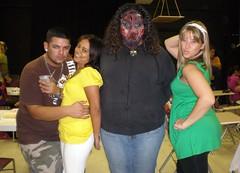 Team Predator (anilorac186) Tags: halloween team blood mask creative artists