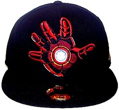 iron man fitted 2