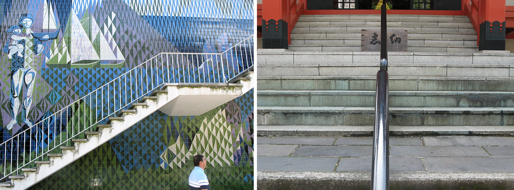 day 79 - stairways