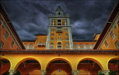 The haunted mansion . . (grantthai) Tags: coral hotel florida miami explore biltmore gables 439 grantthai 7july2008 grantcameron