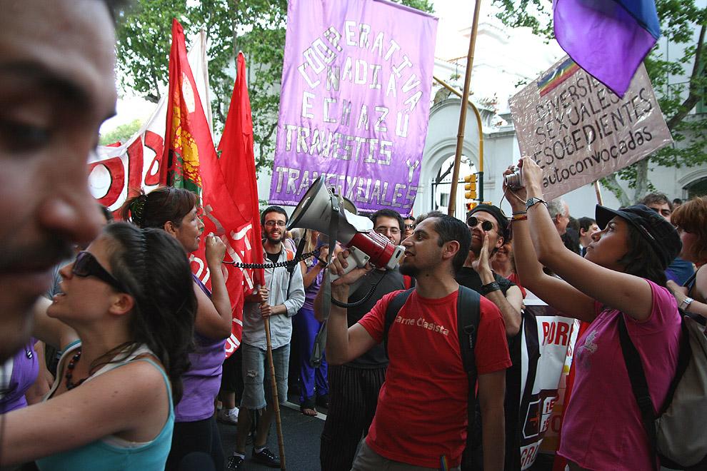Buenos Aires Gay Pride 2008