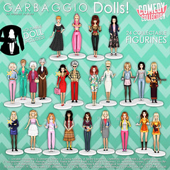 Comedy Collection Gacha Key (Ashleey Andrew) Tags: garbaggio sl secondlife second life virtual world original mesh dolls gacha toys