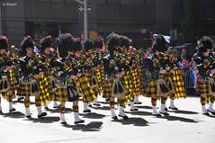 049 Tartan Parade (rivarix) Tags: nyc newyorkcity bagpipes pipers pipeband avenueoftheamericas sixthavenue scotsinamerica shamrockandthistlepipesanddrums 2010newyorktartandayparade
