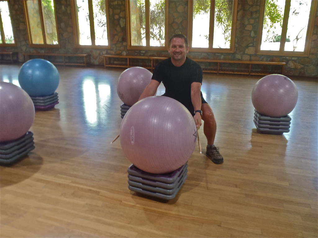cardio drumming workout rancho la puerta
