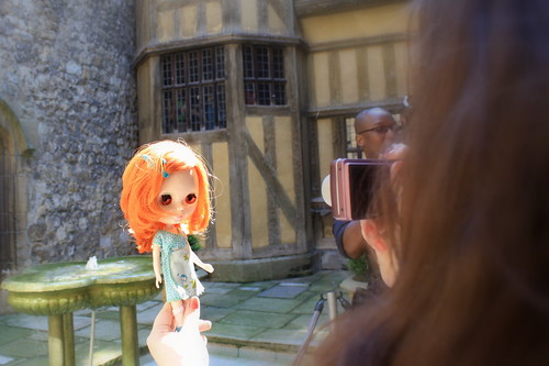 Doll in a Castle