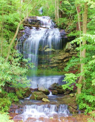 5757131550 9771b9f1b1 water falls .
