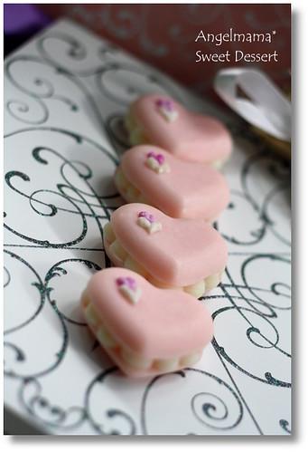 天使媽媽蛋糕皂 051