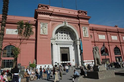 Museo de El Cairo por Juan Ignacio Pascual.