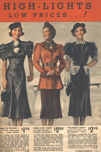 1936/37 fashion catalog