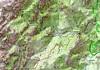 Carte du canyon du Fiumiceddi (Fiumicelli) à Bavella