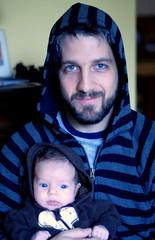 Godfather (CAZASCO / Benot Ferradini) Tags: baby nikon jamie daughter d200 godfather bb parrain mafille anak