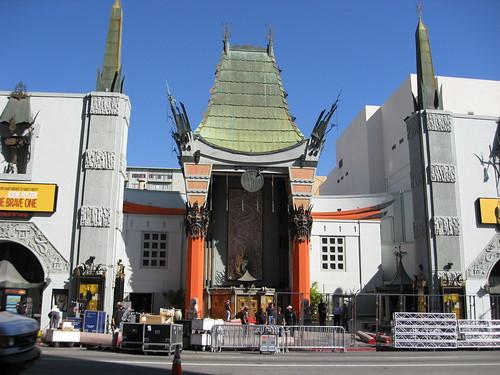 Il teatro Cinese a Hollywood