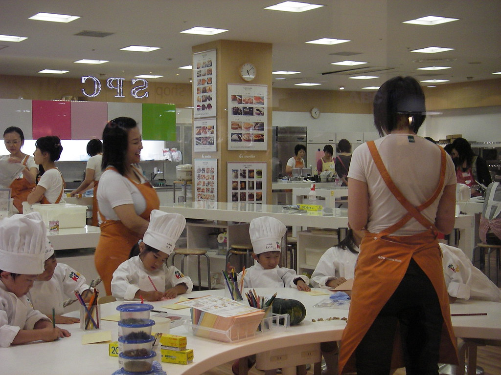 abc cooking classes for kids