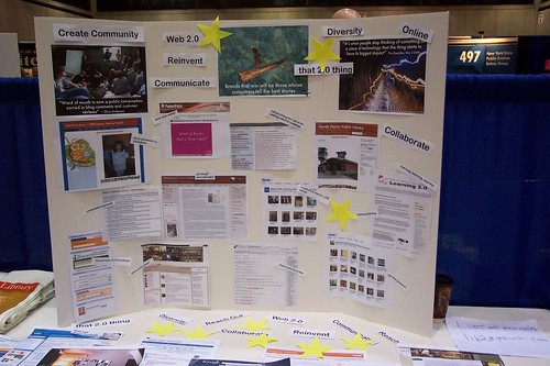 2.0 outreach poster session