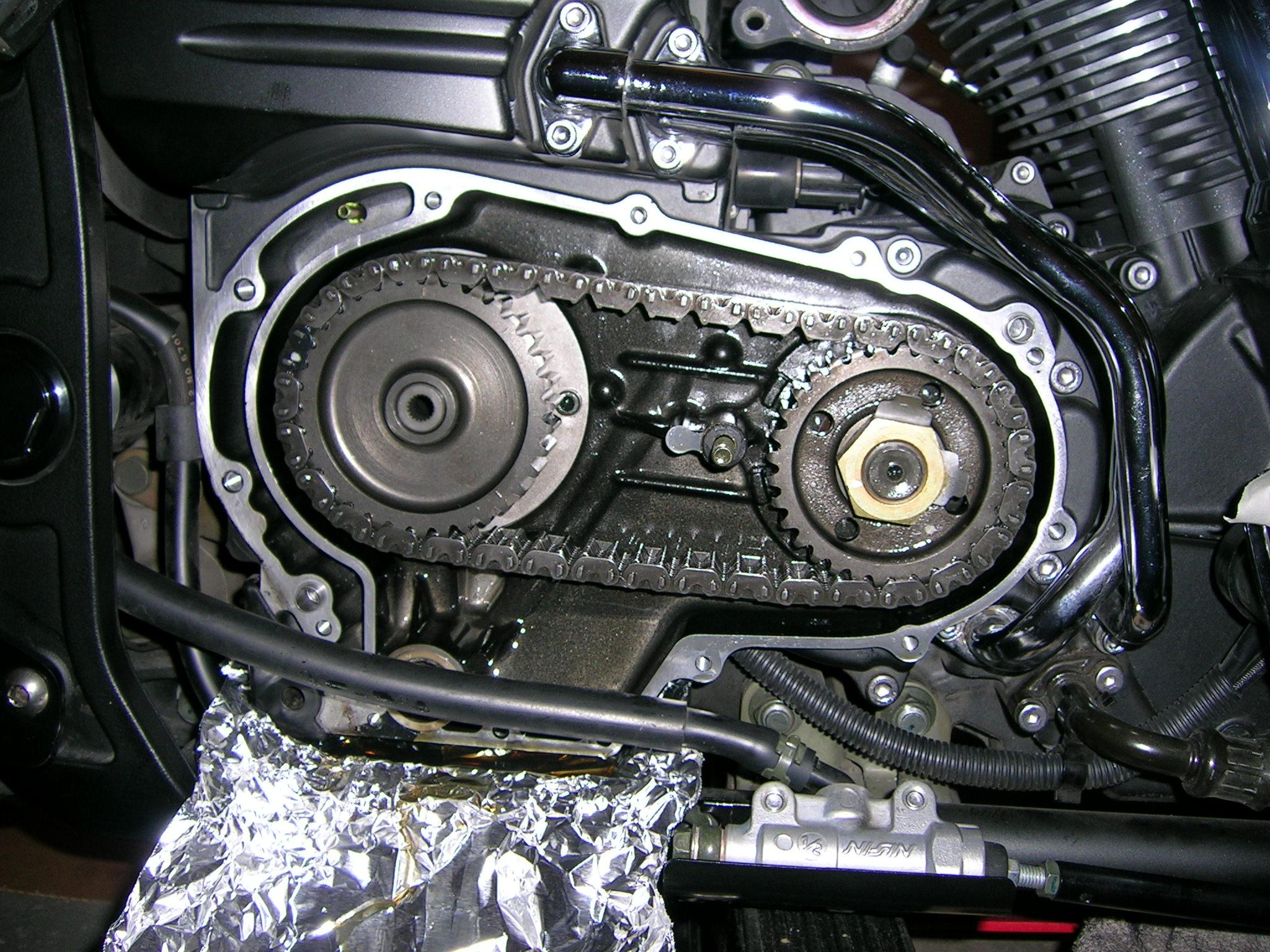 Yamaha Roadstar O Sensor