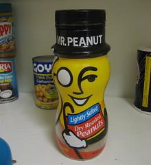 (giveawayboy) Tags: coconut planters salt peanuts can canned coconutmilk skippy goya mrpeanut cannedfood chickpeas garbanzos whiteroom dryroasted mortonssalt