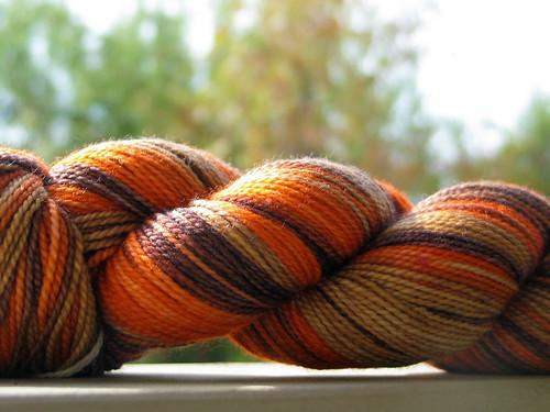 Yarntini Pumpkin Spice