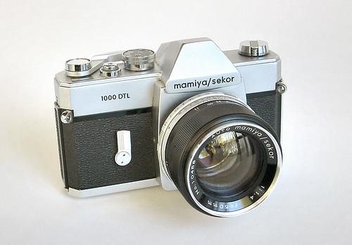 Mamiya/Sekor TL/DTL series - Camera-wiki org - The free camera