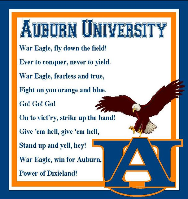 WAR EAGLE! | Flickr - Photo Sharing!