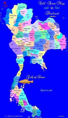Amazing 76 Provinces of Thailand SkyscraperCity