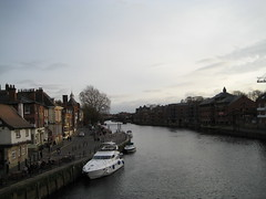 Saturday - More York (chicgeekuk) Tags: york uk laura water river boat unitedkingdom yacht ouse kishimoto laurakishimoto laurakishimotoca