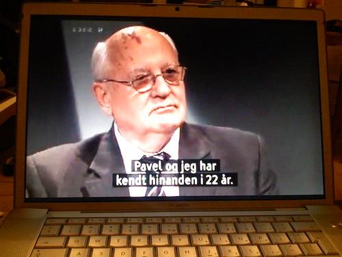 Gorbatjov i den 11. time