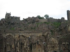 IMG_0709 (space-out) Tags: india hyderabad golconda