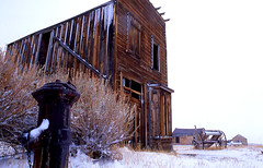 Frozen in time (Tim Gavin) Tags: old abandoned northerncalifornia ruins rustic ghosttown bodie decrepit timgavin timgavinphotography plumascountyphotographer bodiewinter winterinbodie bodiesnow