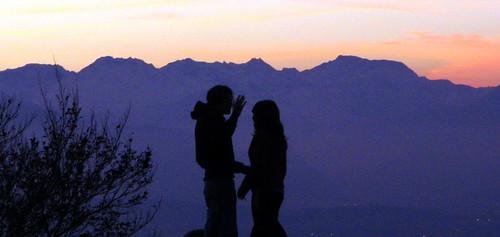 Inizio e tramonto