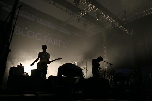 Bloc Party live