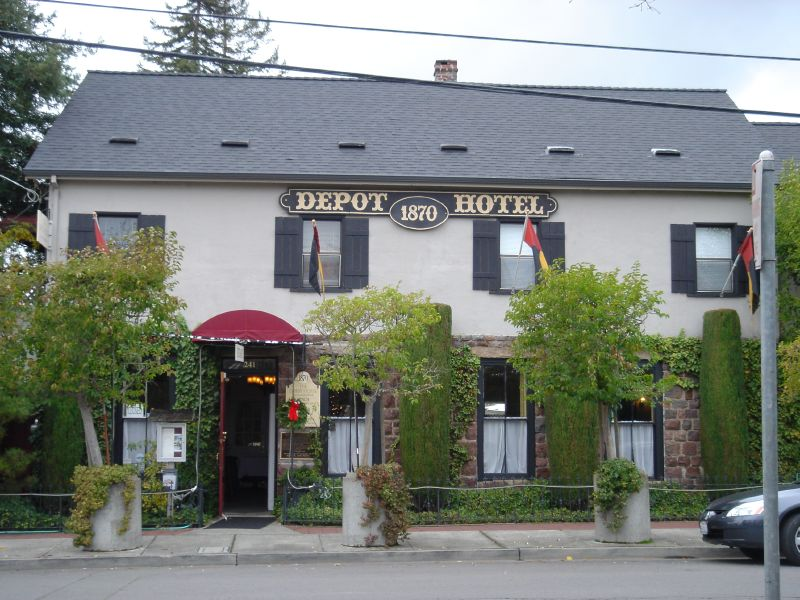 Depot Hotel - Cucina Rustica