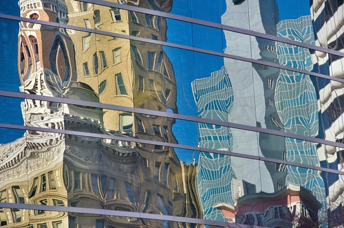 Reflections, Downtown Oakland