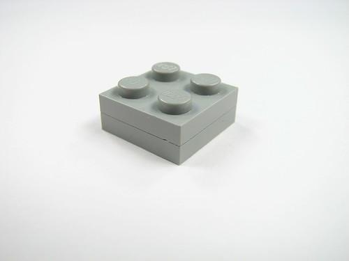 2x2 flat- stuck