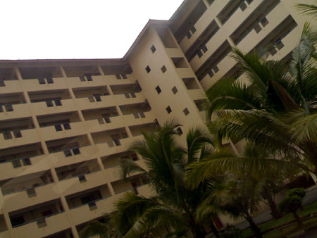 Ocean View Resort Block A & B