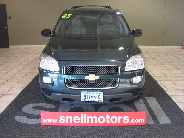 2005 motors chevy uplander snell